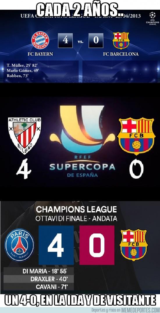948521 - Una tradición del Barça