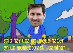 Enlace a Resumen del partido de Messi frente al PSG