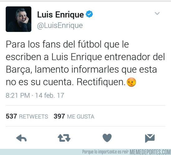 948667 - El cantante Luis Enrique recibe los insultos dirigidos al Luis Enrique entrenador