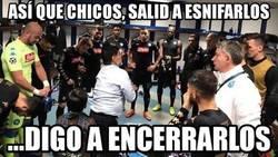 Enlace a Maradona tiene clara la clave para llevarse la eliminatoria