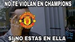 Enlace a El United ha tenido suerte...