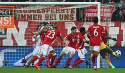Enlace a Bayern vs Arsenal en una imagen