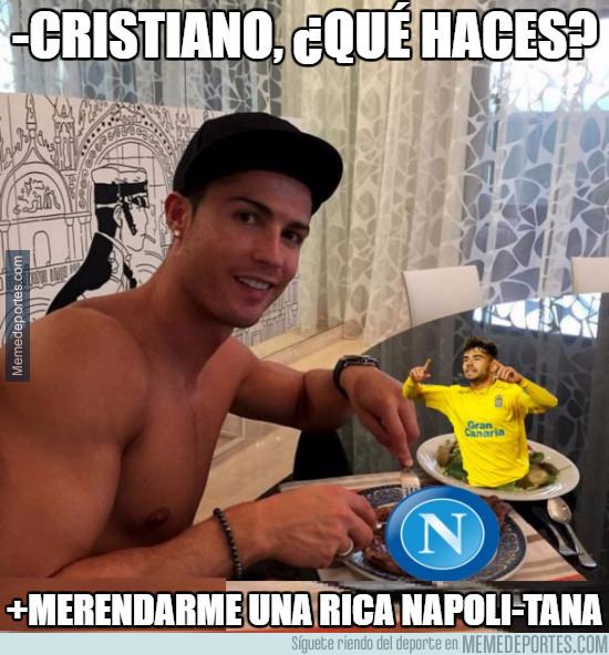 949055 - Mientras tanto Cristiano Ronaldo...
