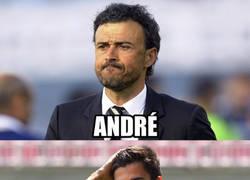 Enlace a Luis Enrique va a confiar en Andre Gomes y ésta será su misión