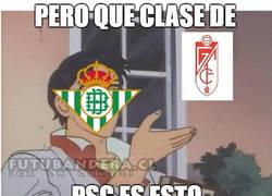 Enlace a 4-1 del Granada al Betis