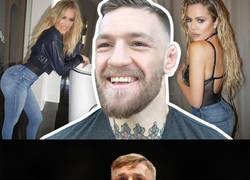 Enlace a Conor McGregor cae rendido al culo de las Kardashian