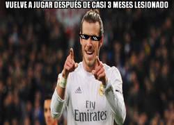 Enlace a Bale vuelve a lo grande
