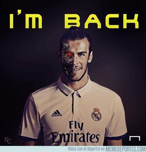 949563 - Bale vuelve encendido