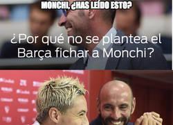 Enlace a ¿El Barça a por Monchi?