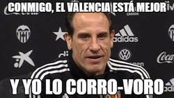 Enlace a El Valencia ve la luz con Voro