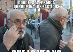 Enlace a El Barça no domina como antes