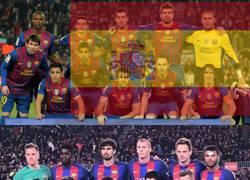 Enlace a El Barça menos español de la historia