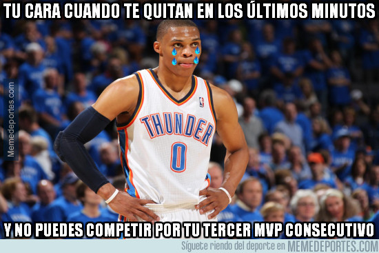 949949 - Bad Luck Westbrook