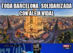 Enlace a En Barcelona somos solidarios...