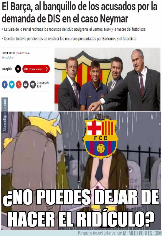 949977 - El Barça suma y sigue...