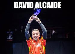 Enlace a ¡Grande David Alcaide!