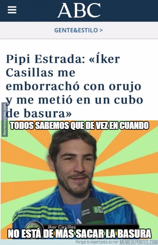 950055 - Iker Casillas sabe cuidar de su casa