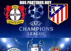 Enlace a ¡Gracias por tanto Champions!