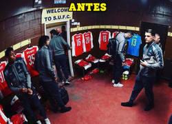 Enlace a El estado en el que Arsenal dejó el vestuario del modesto Sutton