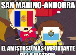 Enlace a San Marino-Andorra, el partidazo del día