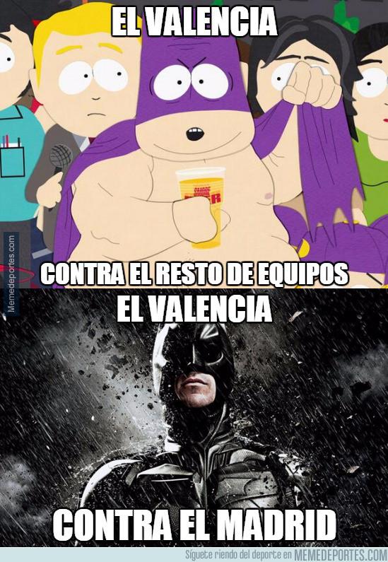 950511 - Las dos caras del Valencia