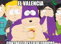 Enlace a Las dos caras del Valencia