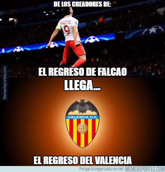 950578 - El Valencia vuelve a lo grande