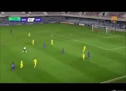 Enlace a Jordi Mboula hace el gol de su vida en la UEFA Youth League