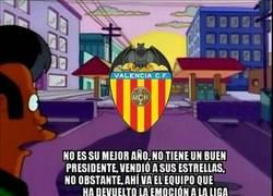 Enlace a El inesperado Valencia le devuelve emoción a la Liga