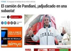Enlace a Pandiani se ha deshecho de su famoso camión