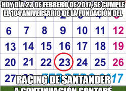Enlace a ¡Felices 104 años de historia al Racing de Santander!