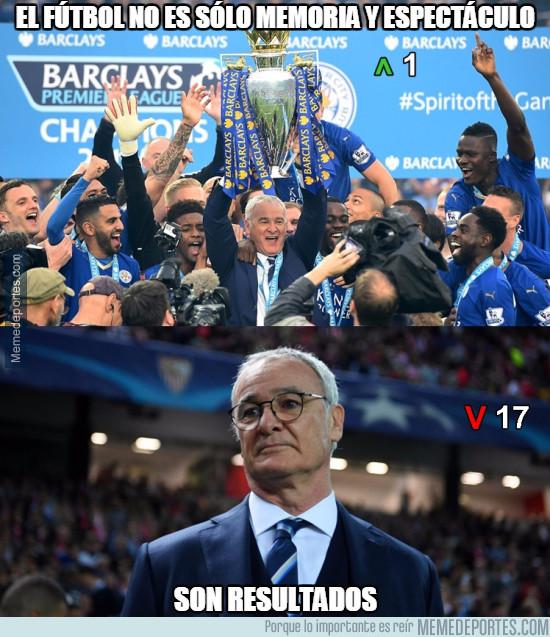 950847 - El gran motivo del despido de Ranieri