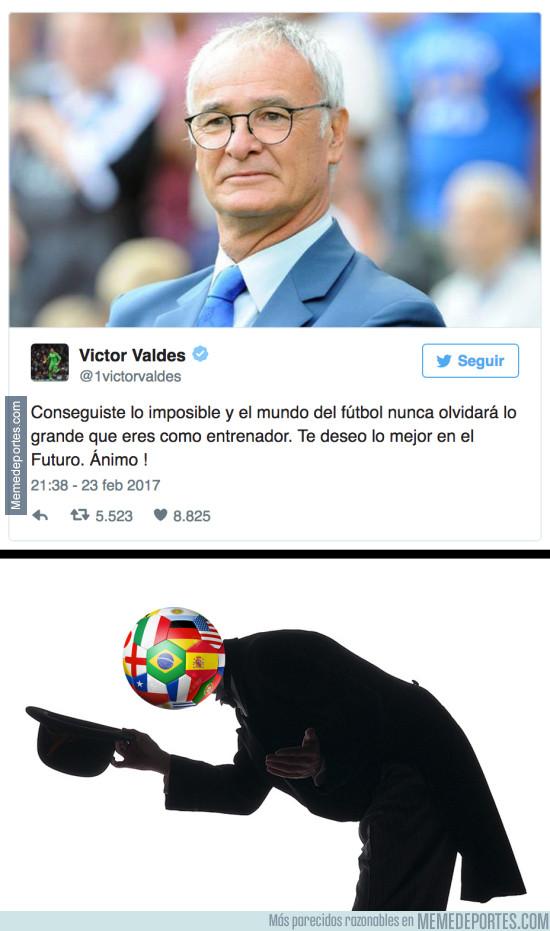 950965 - El sorprendente mensaje de Valdés para Ranieri