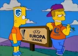Enlace a Gent vs Genk en Europa League