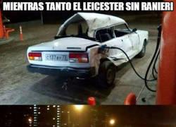 Enlace a El Leicester sin Ranieri no es lo mismo...