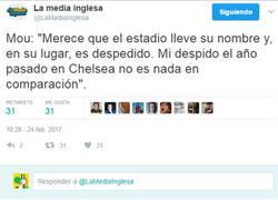 Enlace a Huele muy mal lo del Leicester, según Mourinho