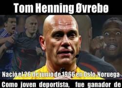 Enlace a Tom Henning Øvrebø: La vida de un hombre marcada por el deporte y la polémica.