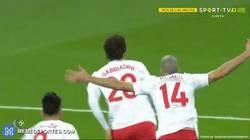 Enlace a GIF: Manolo Gabbiadini empata la final con un gran gol