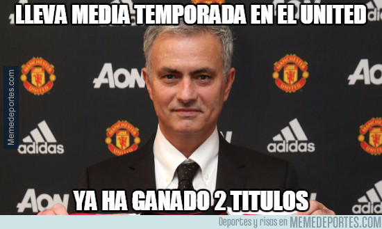 951589 - Mourinho sigue siendo The Special One