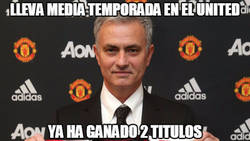 Enlace a Mourinho sigue siendo The Special One
