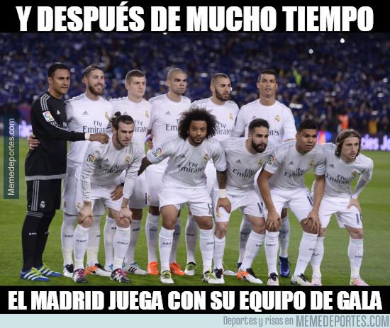 951612 - ¡El Real Madrid sale con todo!