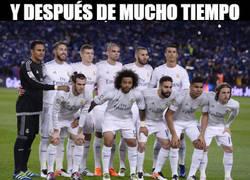 Enlace a ¡El Real Madrid sale con todo!