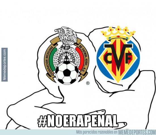 951855 - El Villarreal y la Selección de México en la misma situación