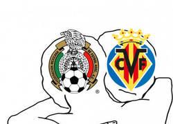 Enlace a El Villarreal y la Selección de México en la misma situación