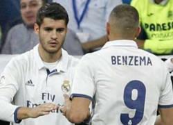 Enlace a La mejor jugada de Benzema contra el Villarreal