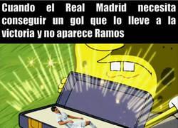 Enlace a Una vieja confiable del Real Madrid