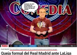 Enlace a Florentino en el Club de la Comedia