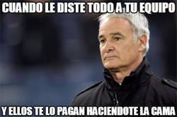 Enlace a Pobre Ranieri... :(