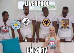 Enlace a Liverpool en 2017