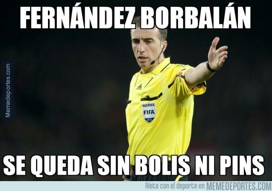 952867 - Borbalán se lo pierde